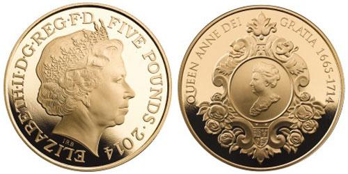 queen-anne-gold-coin