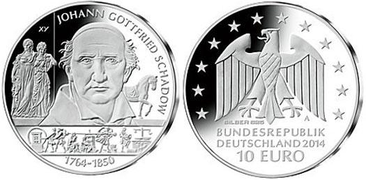 Johann-Gottfried-Schadow-si