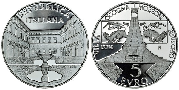 Italy-2016-€5-VILLA-CICOGNA-MOZZONI-BOTH