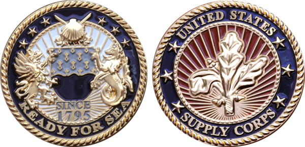 Embleholics_Supply_Corps_Custom_Challenge_Coin_Front_Side1-600x290