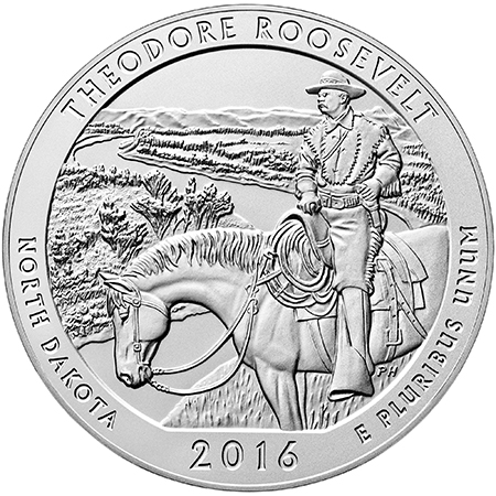 2016-america-the-beautiful-quarters-five-ounce-silver-uncirculated-coin-theodore-roosevelt-north-dakota-reverse