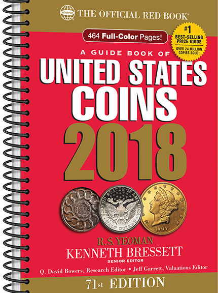 Guide-Book-of-United-States-Coins-2018-71st