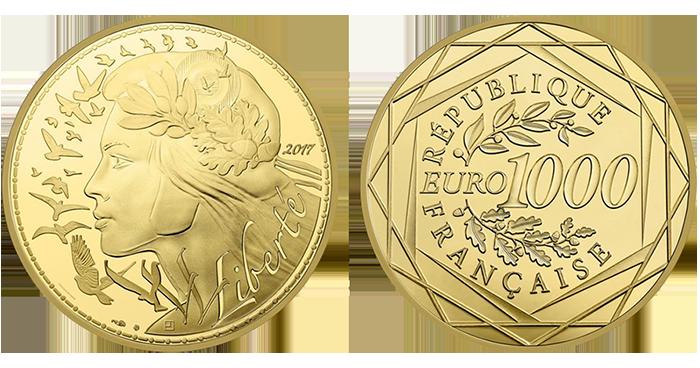 france-2017-€1000-marianne-o-r