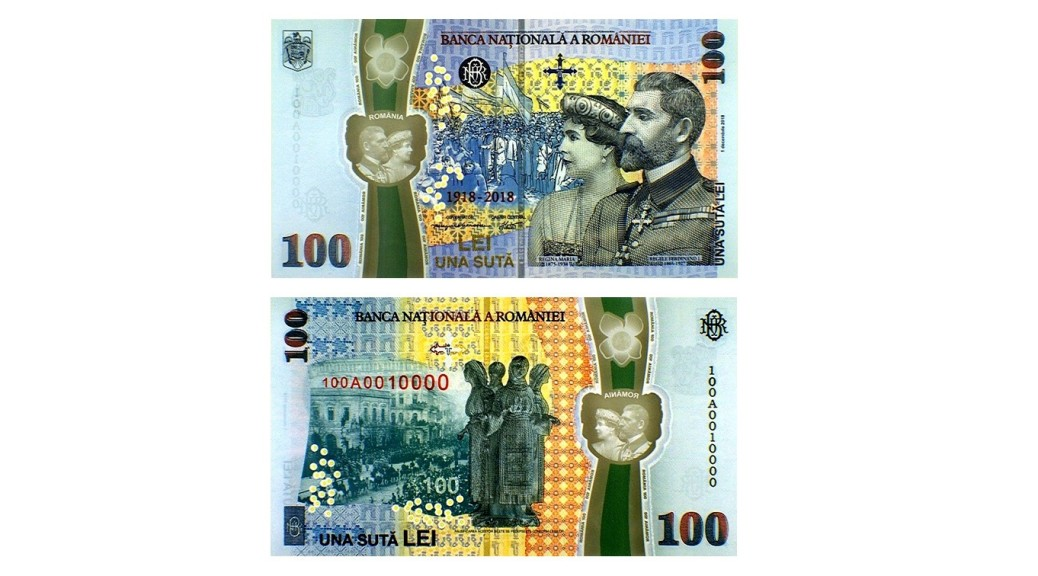 Banknote 100 rubles  Joseph Stalin Legendary Politicians Russia Polymeric