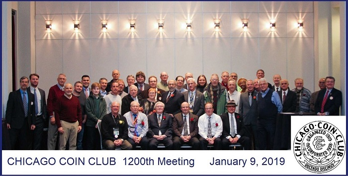 chicago numismatic society | Coin News