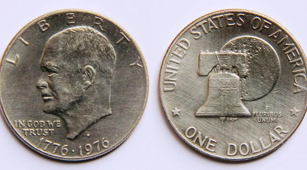 Eisenhower_dollar