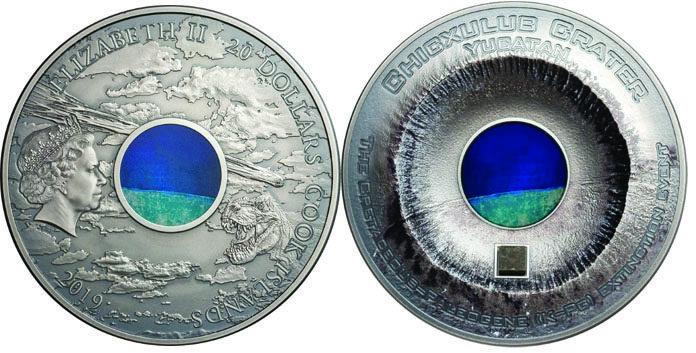 USA 2018 1$ Liberty Silver Eagle Marthas Vineyard 1Oz Silver Antique Coin PRESAL