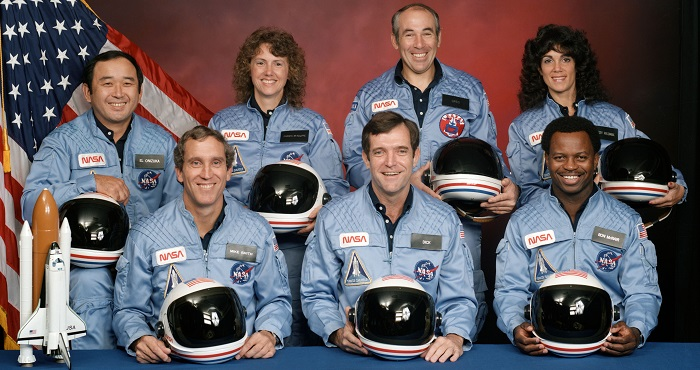 The STS-51L Crew