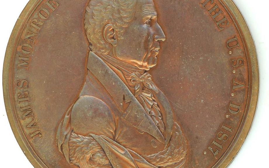 James-Monroe-Peace-medal-obv