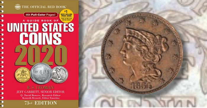 1972 Red Book A Guide Book of United States Coins Price Guide 25th Edition!