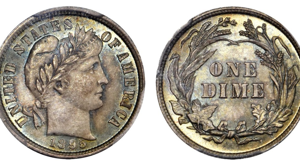 1895-Barber-Dime.-MS-67-PCGS.-CAC.