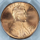 "1948-S Lincoln Wheat 1c/""LOW MINTAGE/""GEM BU//RED/""s From OBW roll.99c S/&H+combined"
