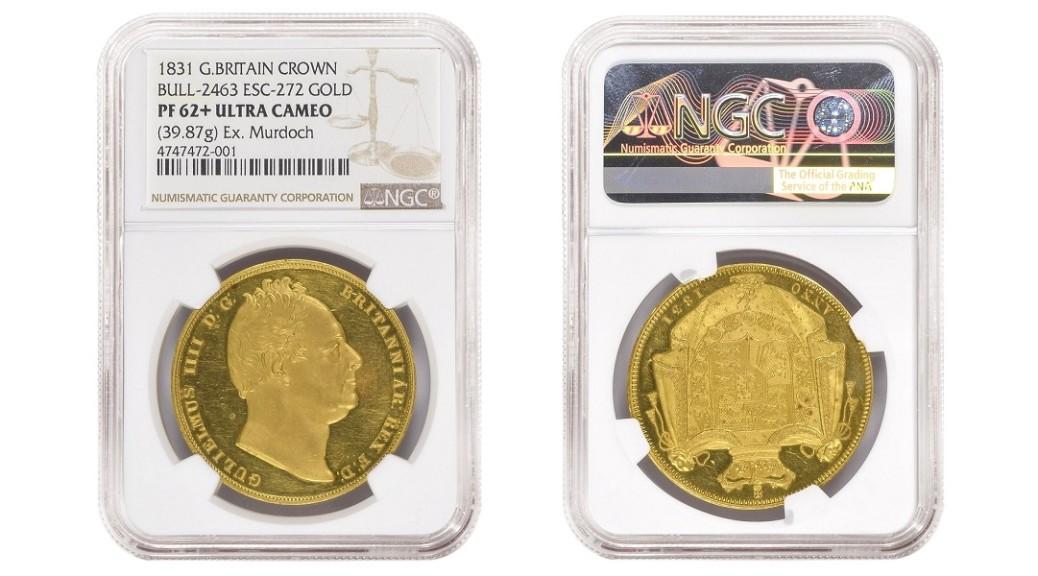 1831-G.-Britain-Pattern-AV-Five-Pounds-OBV-header