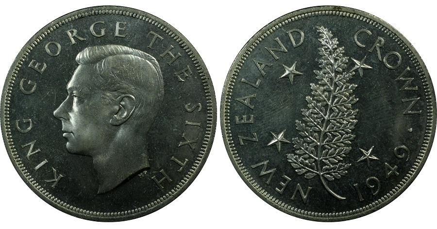 New-Zealand-Crown-1949-Royal-Visit