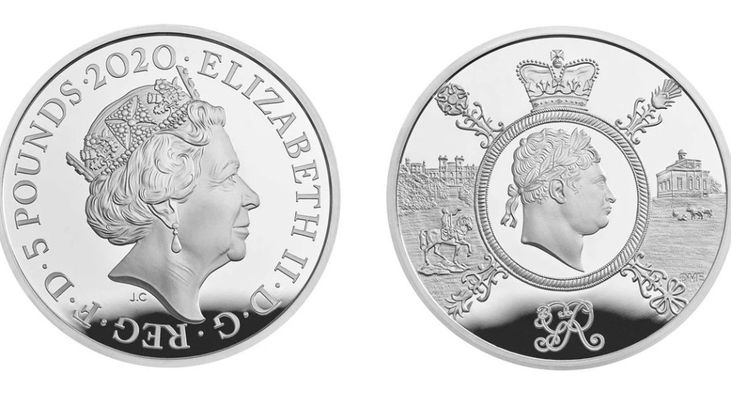 German Democratic Republic 5 Mark GDR 1979 B.U Albert Einstein in Coin Capsule