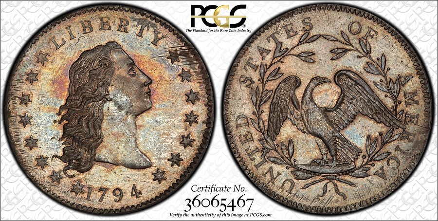1794-Flowing-Hair-Dollar-PCGS-SP66.
