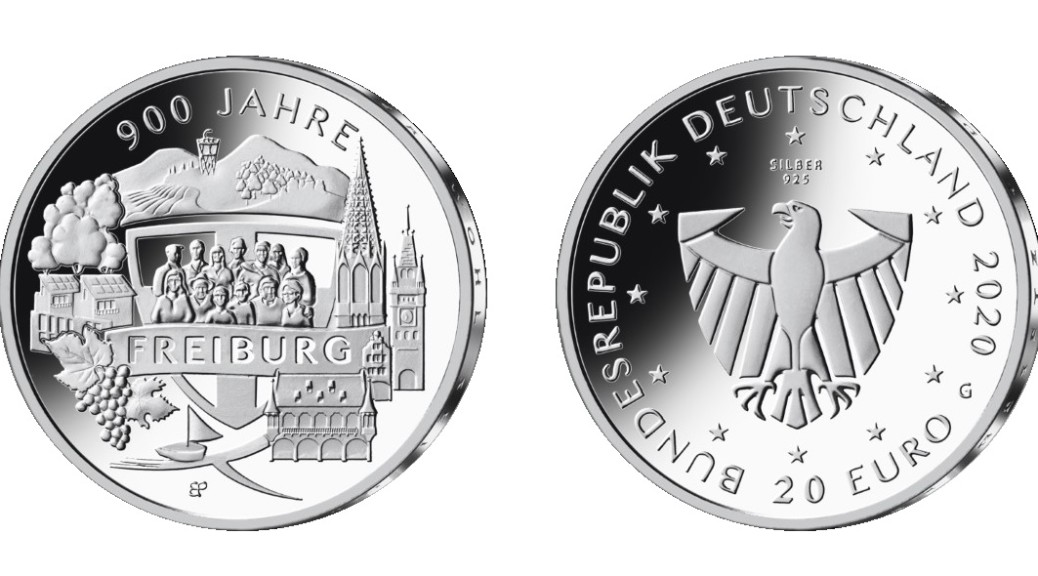 Germany-2020-€20-Freiburg-pair