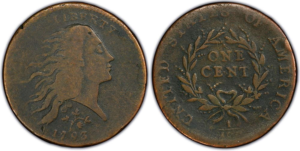 1793-Strawberry-Leaf-Cent-PCGS-header