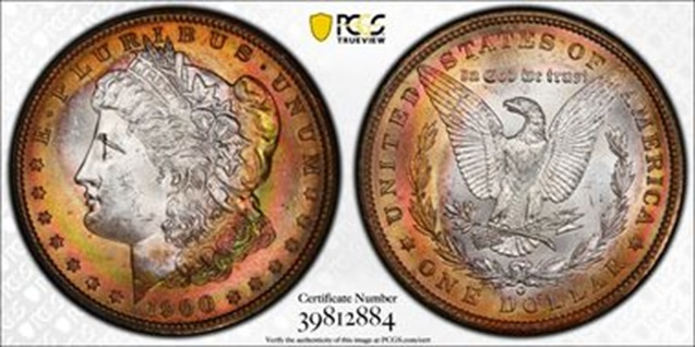 PCGS-1900-Morgan-MB